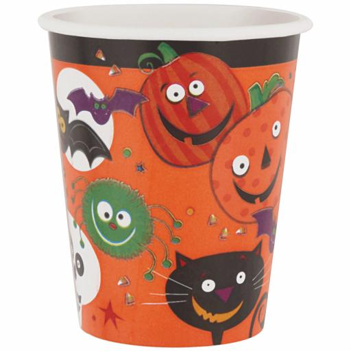 Spooky Smiles Cups