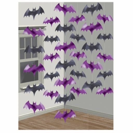 Strings - Bat Purple/Black
