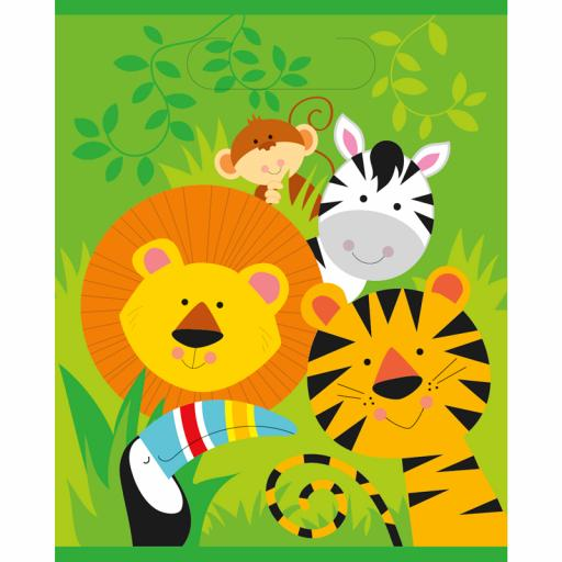 Animal Jungle Party Bag - Pack of 192