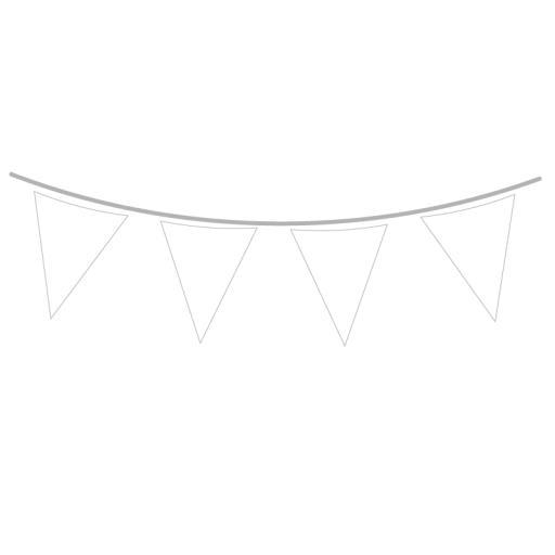 White Flag Banner