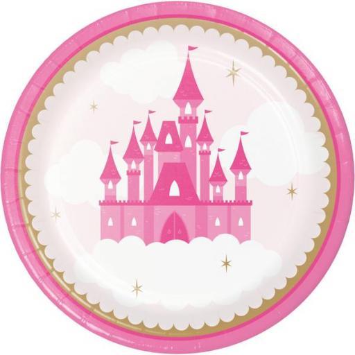Little Princess Plates