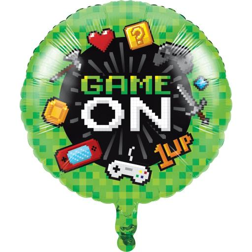 Gaming Foil Balloon