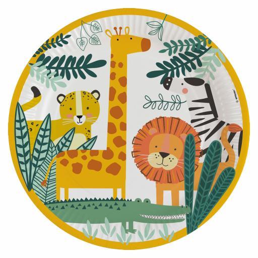 Get Wild Plates