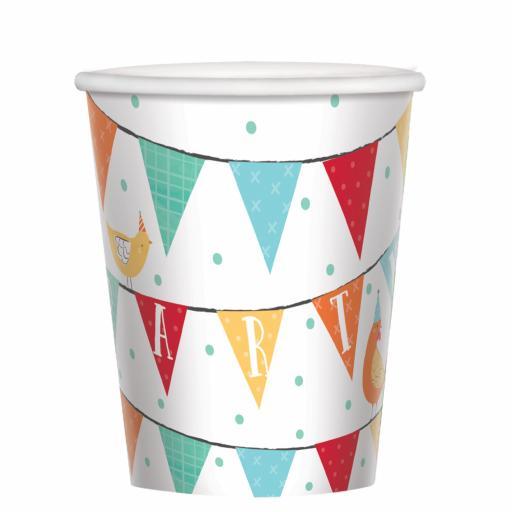 Barnyard Birthday Cups