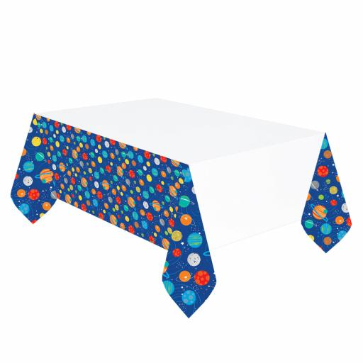 Blast Off Tablecover