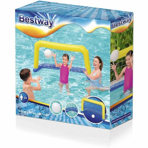 Inflatable Water Polo Game Set