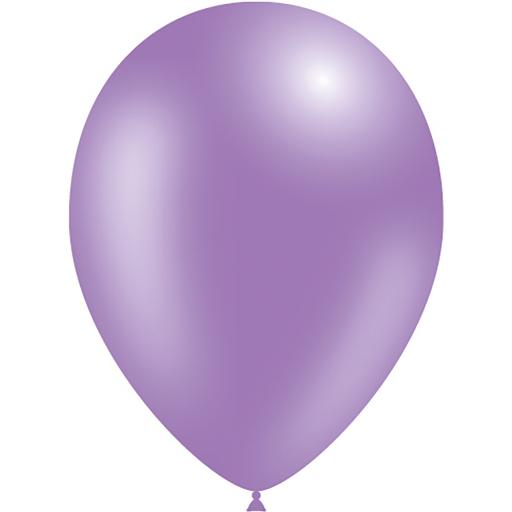 Latex Balloons - Lavender - Pack of 50