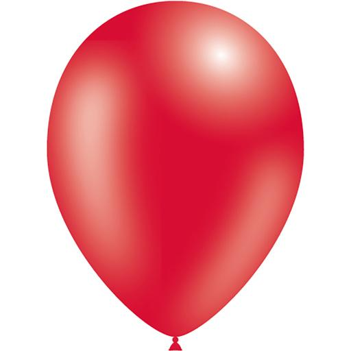 Latex Balloons - Red - Pack of 50