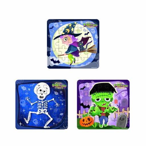Halloween Puzzle - Pack of 108