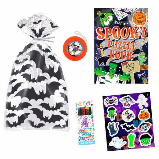 Halloween Party Bag 9 - Box of 100
