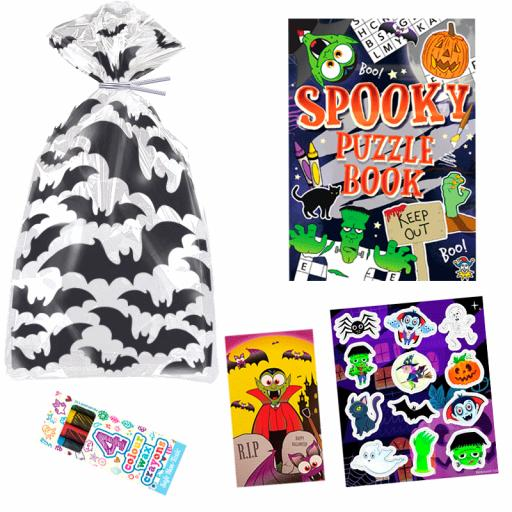 Halloween Party Bag 10 - Box of 100