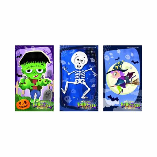 Halloween Mini Notepad - Pack of 168