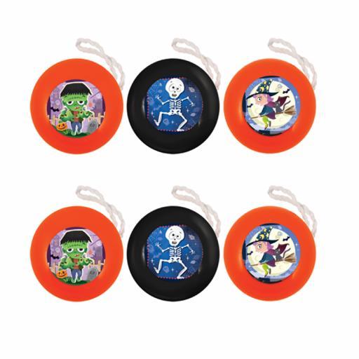 Halloween Yo Yo - Pack of 72